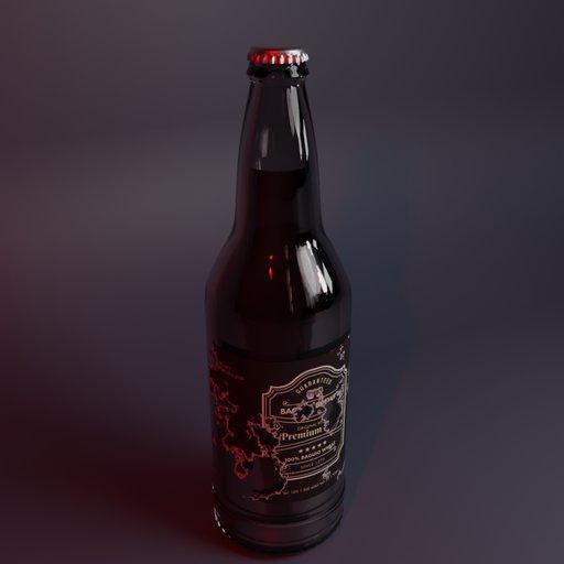 Thumbnail: Beer bottle