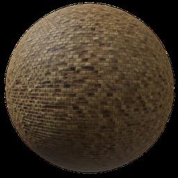 Thumbnail: Brown tiles