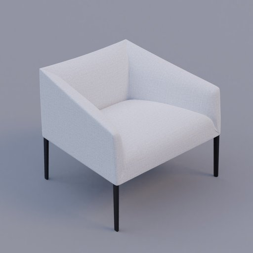 Thumbnail: fabric armchair wide