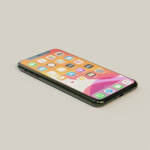 Thumbnail: Iphone 11 Midnight Green