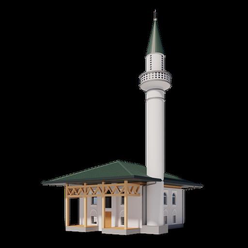 Thumbnail: Bakr-babina Mosque