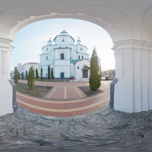 Small Cathedral 02