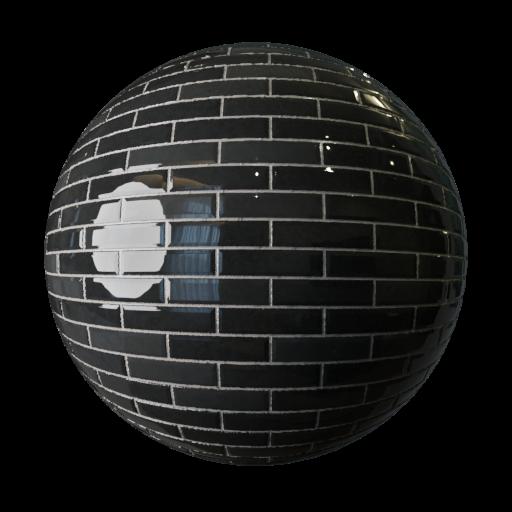 Thumbnail: Black Metro TIles  Changeale Colors
