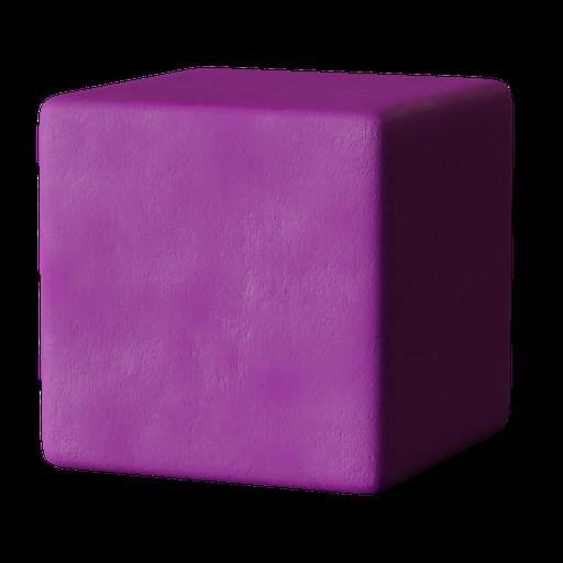 Thumbnail: Purple wall painting