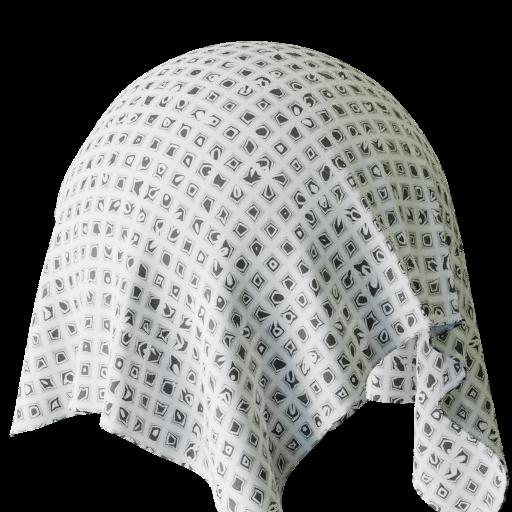 Fabric procedural voronoi 10