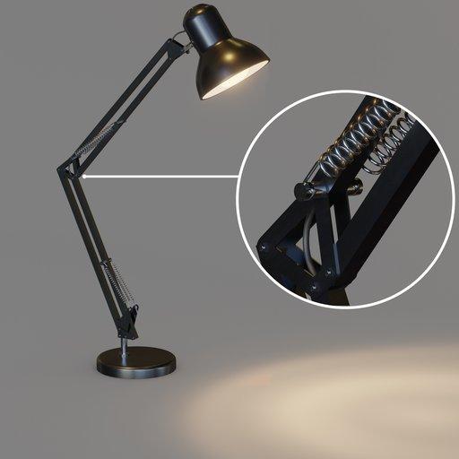 Thumbnail: Spring Lamp