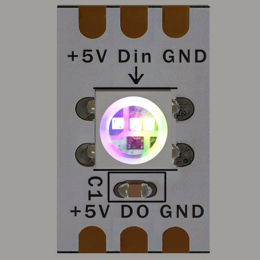 Thumbnail: RGB LED stripe.