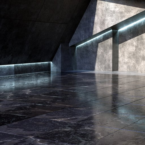 Thumbnail: Modern Marble Showroom