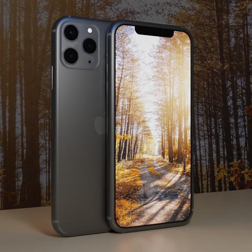 Iphone 11 Pro Max (Gray)