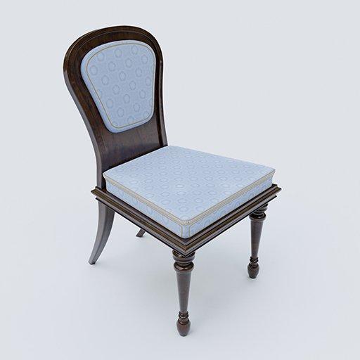 Thumbnail: Victorian chair