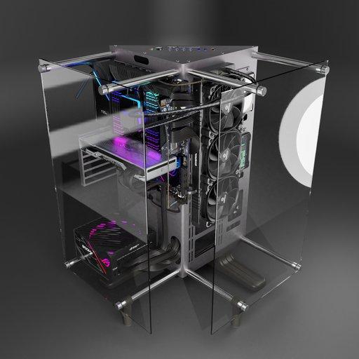 Thumbnail: Creator's dream computer.