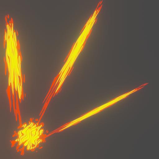 Thumbnail: Flame hit fx