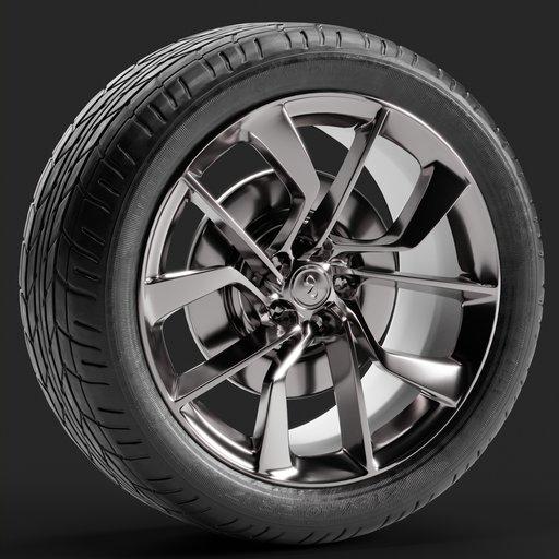 Thumbnail: Infinity tire