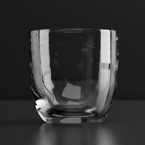 Thumbnail: Drinking glass with fingerprints