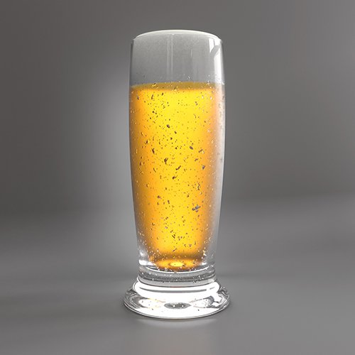 Thumbnail: Beer procedural