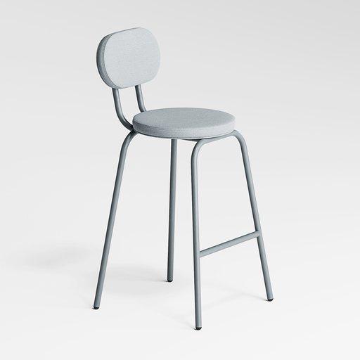 Thumbnail: TRU bar wire stool