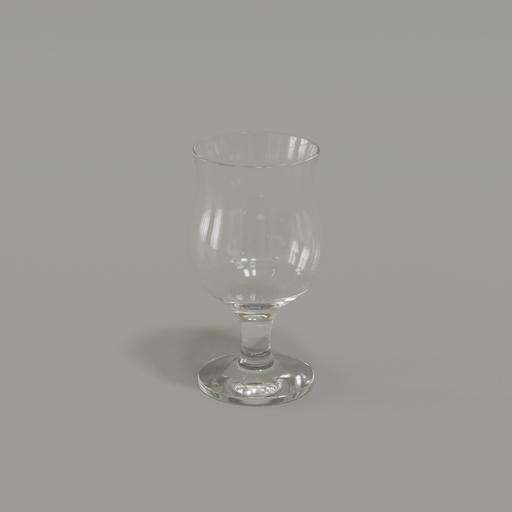 Thumbnail: Stemmed Pokal Glass