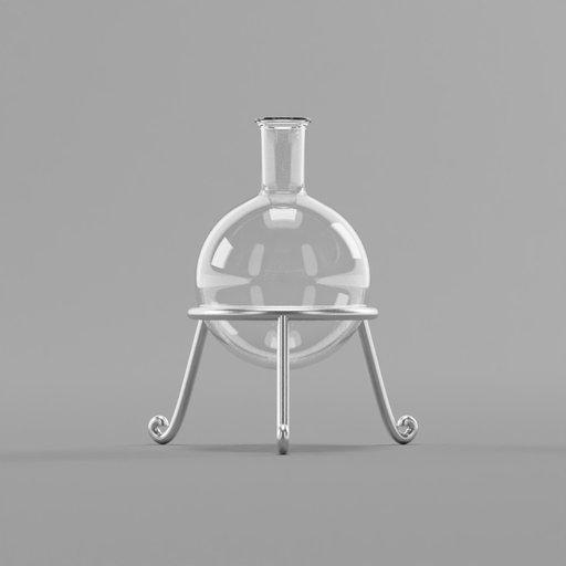 Florence flask test tube