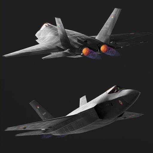 Thumbnail: Fighter Jet