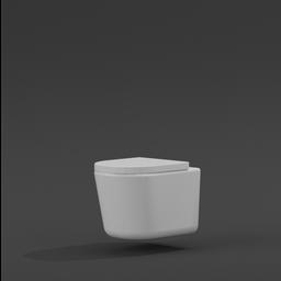 Thumbnail: Hanign wc