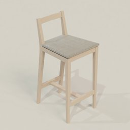 Thumbnail: Allegro Bar Stool