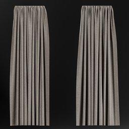 Thumbnail: Curtains 001