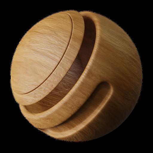Thumbnail: Procedural Wood