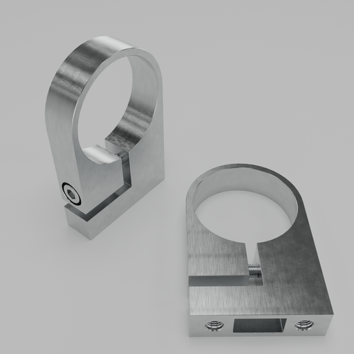 Thumbnail: Pipe clamp for Ø 48.3 mm
