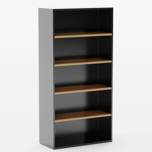 Thumbnail: Shelves 900 400 1800 mm