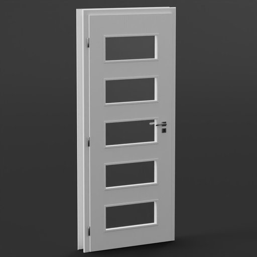 Thumbnail: Door white