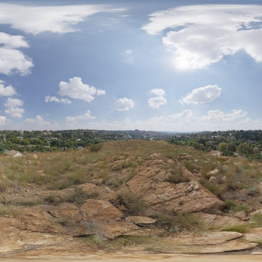 Thumbnail: Kloofendal 48d Partly Cloudy