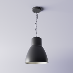 Thumbnail: Ceiling Lamp HEKTAR
