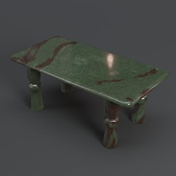 Thumbnail: Long Granite Table