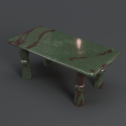 Thumbnail: Long Granite Table
