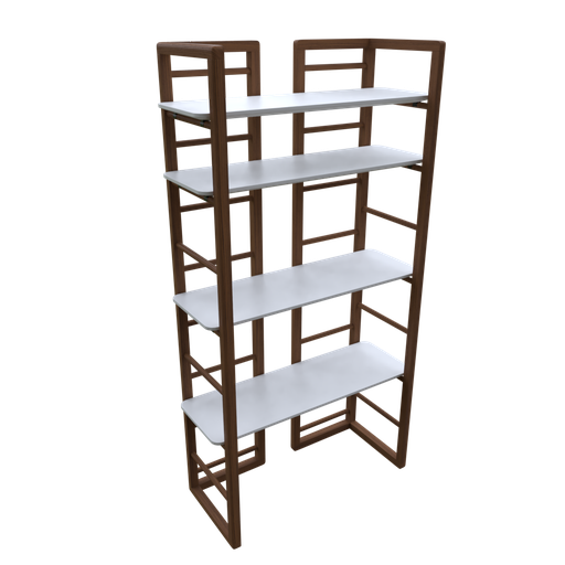 Thumbnail: Decorative bookcase