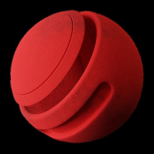 Thumbnail: Red Plaster Paint