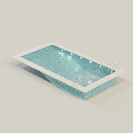 Thumbnail: 5x10 Swimming Pool