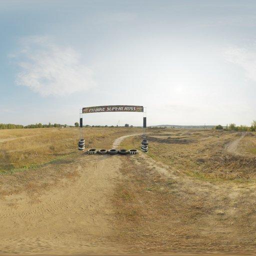 Thumbnail: Dirt Bike Track 01
