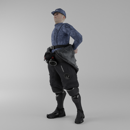 Thumbnail: Officer of the Space Forces