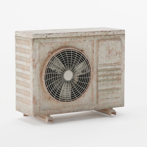 Thumbnail: Building decor aircondition 2