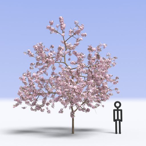 Thumbnail: Blossoming Tree