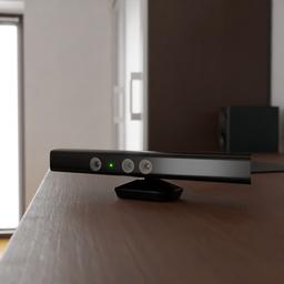 Thumbnail: Kinect