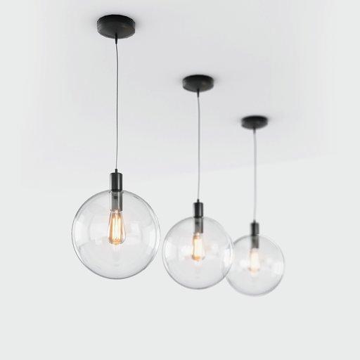Thumbnail: Glass Lamp