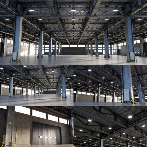 Thumbnail: Modern Warehouse