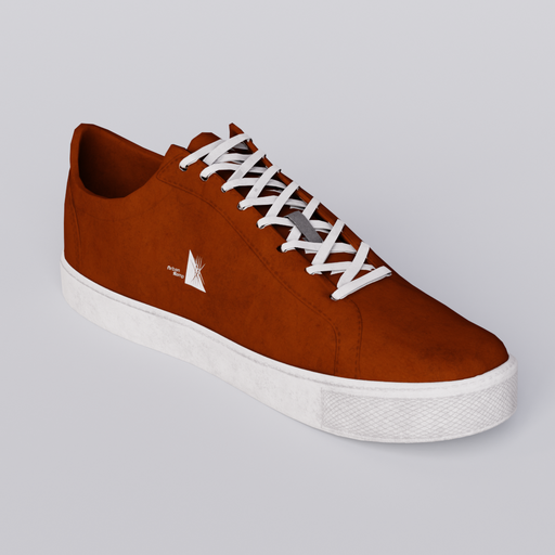 Thumbnail: Brown Leather Shoe