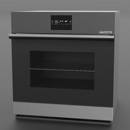 Thumbnail: Bosh Wall Oven