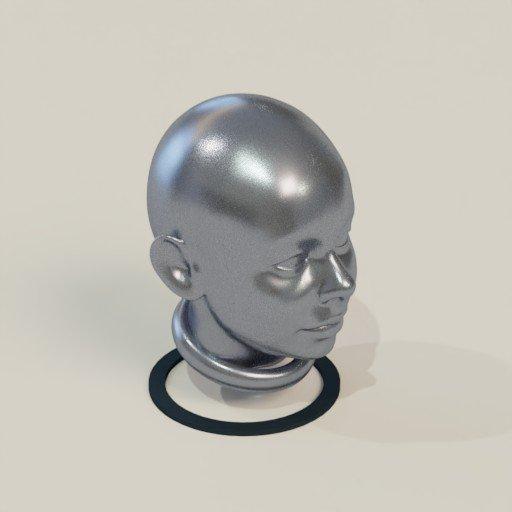 Thumbnail: Woman's head