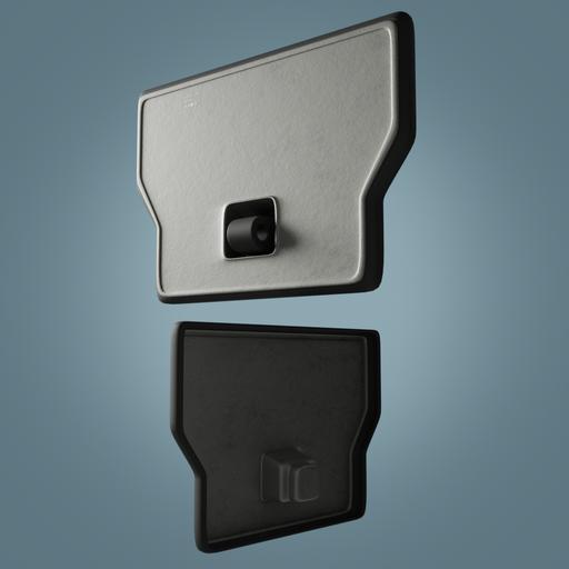 Thumbnail: Armour Plate Plain PL