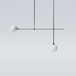 Thumbnail: Miist Ceiling Lamp