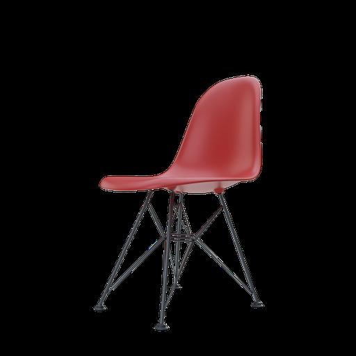Thumbnail: Eames Plastic Side Chair DSW